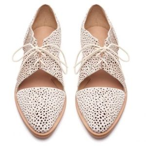 HOST PICK! Loaffer Randall Willa cut out Oxford